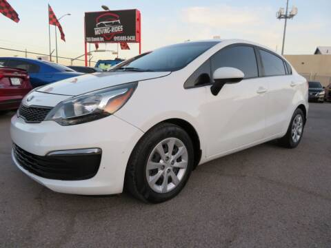 2017 Kia Rio for sale at Moving Rides in El Paso TX