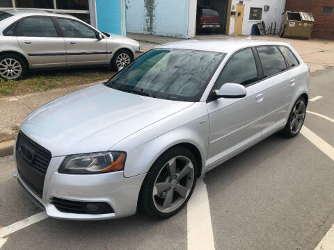 2011 Audi A3 for sale at Finish Line Motors in Tulsa OK