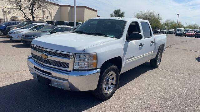 2013 Chevrolet Silverado 1500 for sale at Liberty Cars and Trucks in Phoenix AZ