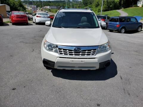 2013 Subaru Forester for sale at DISCOUNT AUTO SALES in Johnson City TN