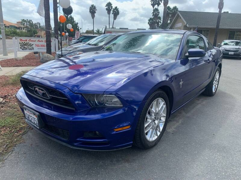 2013 Ford Mustang for sale at North Coast Auto Group in Fallbrook CA