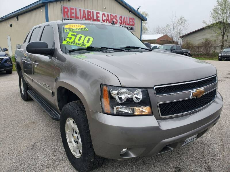 2007 Chevrolet Avalanche for sale in Michigan City, IN