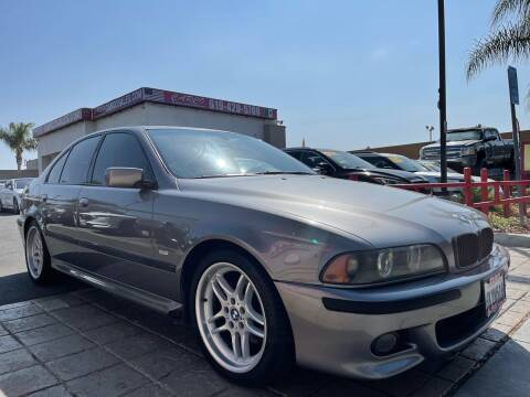 2003 BMW 5 Series for sale at CARCO SALES & FINANCE in Chula Vista CA