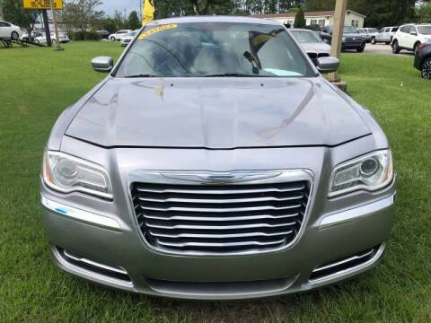 2014 Chrysler 300 for sale at Greenville Motor Company in Greenville NC
