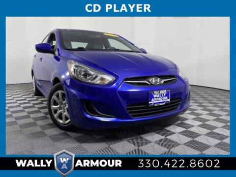 2014 Hyundai Accent for sale at Wally Armour Chrysler Dodge Jeep Ram in Alliance OH