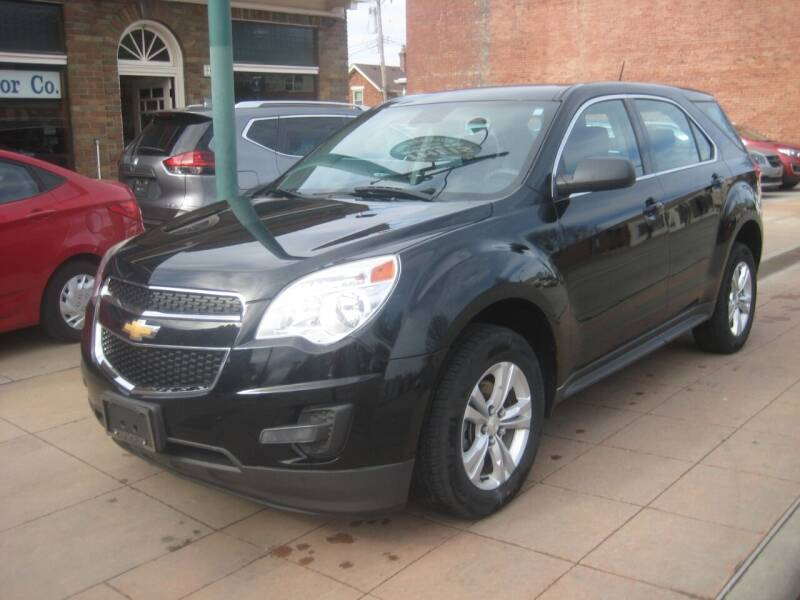 2014 Chevrolet Equinox for sale at Theis Motor Company in Reading OH