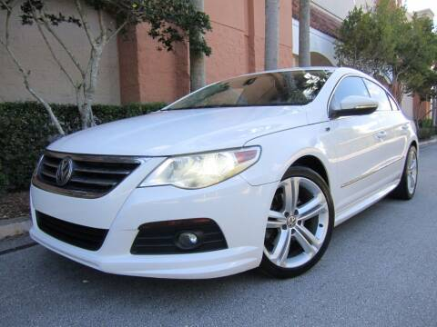 2012 Volkswagen CC for sale at FLORIDACARSTOGO in West Palm Beach FL