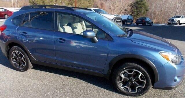 2015 Subaru XV Crosstrek for sale at Bachettis Auto Sales in Sheffield MA