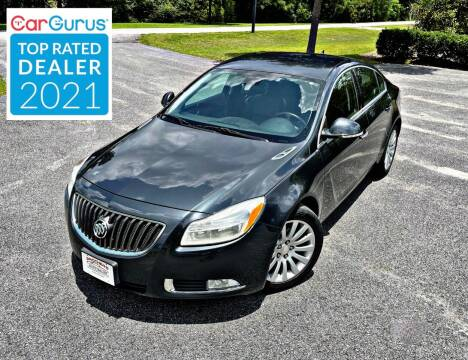 2013 Buick Regal for sale at Brothers Auto Sales of Conway in Conway SC