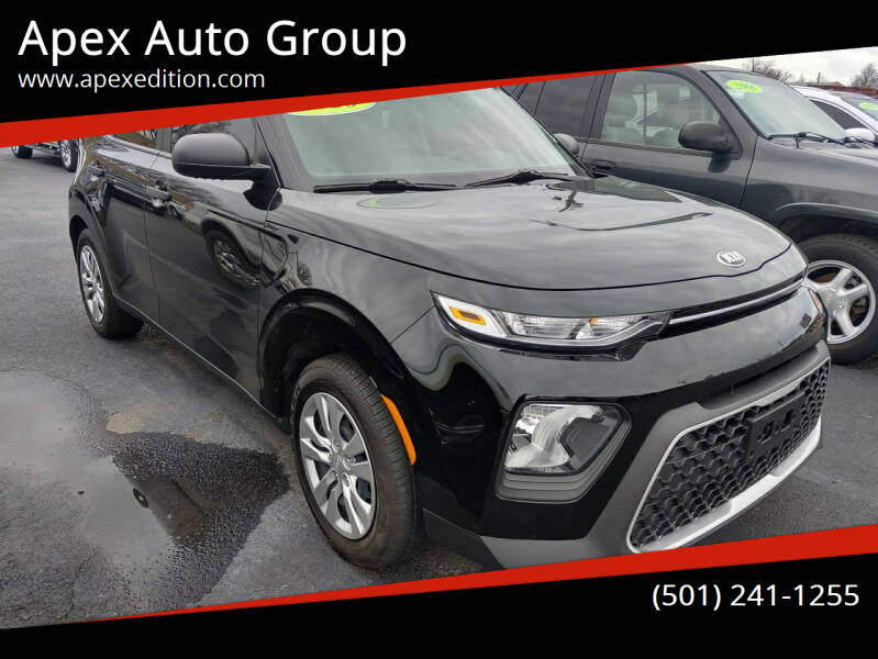 2020 Kia Soul for sale at Apex Auto Group in Cabot AR