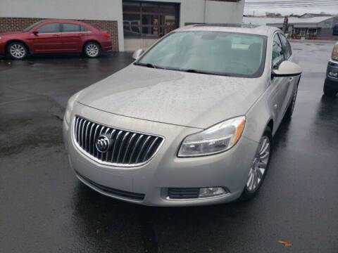 2011 Buick Regal for sale at Blue Bird Motors in Crossville TN