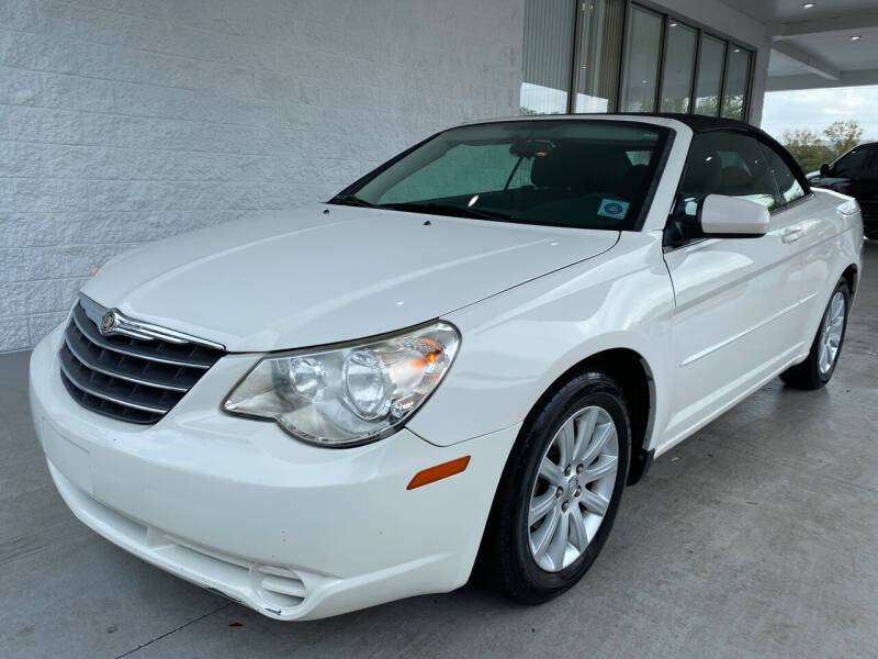 2010 Chrysler Sebring for sale at Powerhouse Automotive in Tampa FL