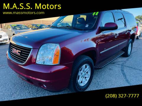 2011 GMC Yukon XL for sale at M.A.S.S. Motors - MASS MOTORS in Boise ID