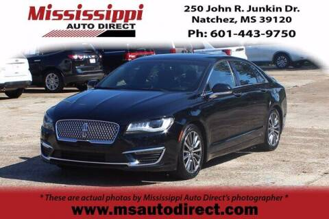 2017 Lincoln MKZ for sale at Auto Group South - Mississippi Auto Direct in Natchez MS