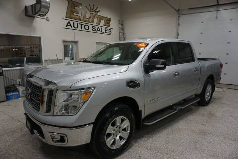 2017 Nissan Titan for sale at Elite Auto Sales in Idaho Falls ID