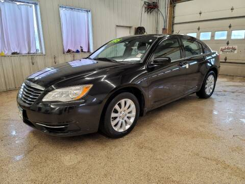 2013 Chrysler 200 for sale at Sand's Auto Sales in Cambridge MN
