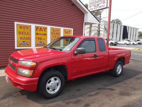 2006 Chevrolet Colorado for sale at Mack's Autoworld in Toledo OH