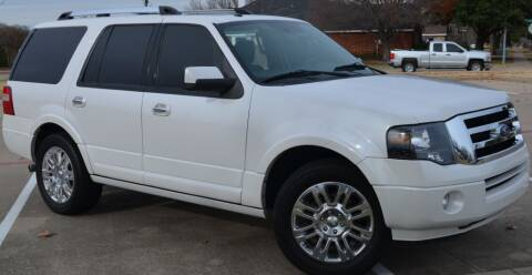 2011 Ford Expedition for sale at Driveline Auto Solution, LLC in Wylie TX