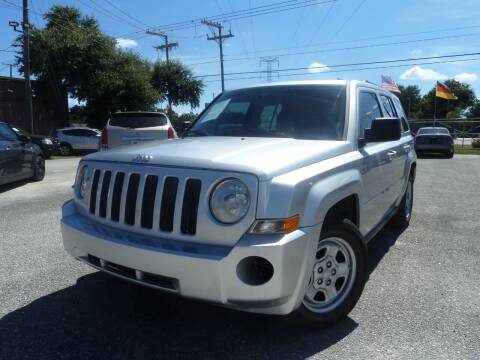 2010 Jeep Patriot for sale at Das Autohaus Quality Used Cars in Clearwater FL