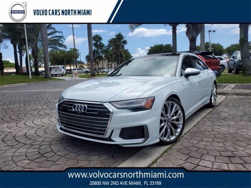 2019 Audi A6 for sale in Miami, FL