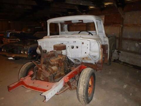 1957 Ford F-100 for sale at Custom Rods and Muscle in Celina OH