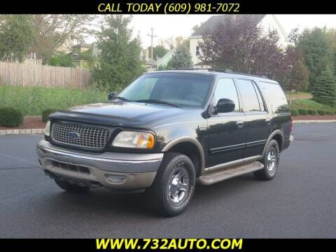 2000 Ford Expedition for sale at Absolute Auto Solutions in Hamilton NJ