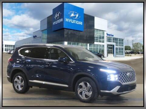 2021 Hyundai Santa Fe for sale at Terry Lee Hyundai in Noblesville IN