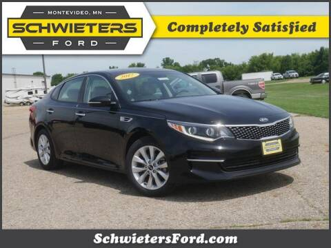 2017 Kia Optima for sale at Schwieters Ford of Montevideo in Montevideo MN