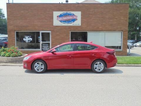 2020 Hyundai Elantra for sale at Eyler Auto Center Inc. in Rushville IL