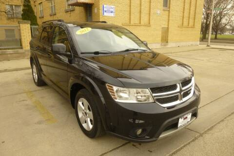 2012 Dodge Journey for sale at A1 Motors Inc in Chicago IL