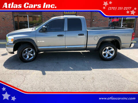 2008 Dodge Ram Pickup 1500 for sale at Atlas Cars Inc. in Radcliff KY
