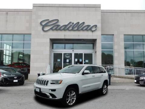 2016 Jeep Grand Cherokee for sale at Radley Cadillac in Fredericksburg VA