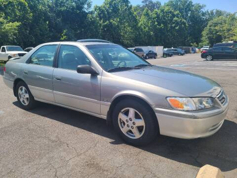 2001 Toyota Camry for sale at Lexton Cars in Sterling VA