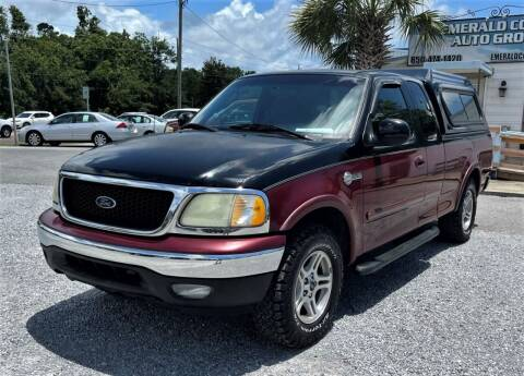 2003 Ford F-150 for sale at Emerald Coast Auto Group LLC in Pensacola FL