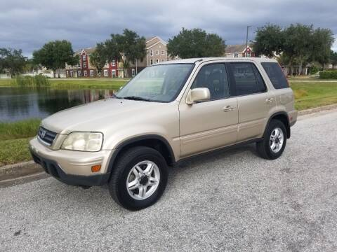 2001 Honda CR-V for sale at Street Auto Sales in Clearwater FL