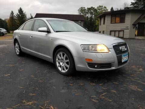 2005 Audi A6 for sale at Shores Auto in Lakeland Shores MN