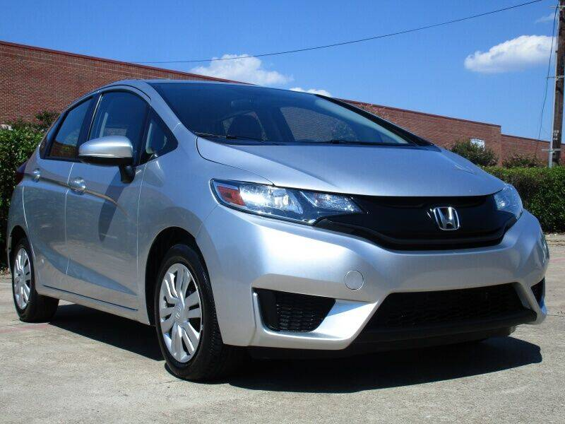 2016 Honda Fit for sale at Italy Auto Sales in Dallas TX