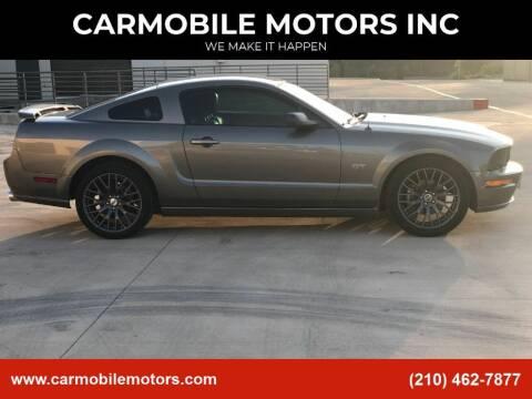2005 Ford Mustang for sale at CARMOBILE MOTORS INC in San Antonio TX