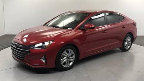 2020 Hyundai Elantra for sale at Stephen Wade Pre-Owned Supercenter in Saint George UT