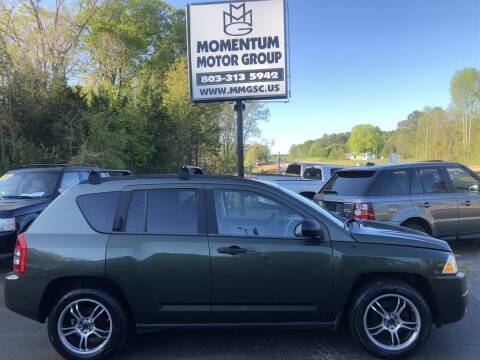 2007 Jeep Compass for sale at Momentum Motor Group in Lancaster SC
