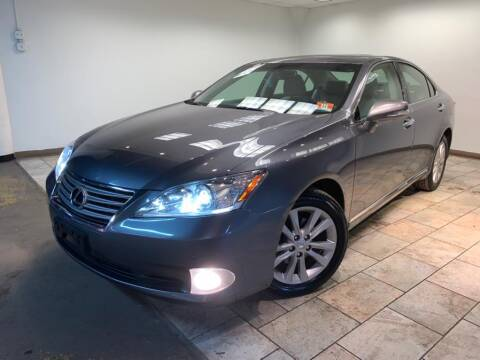 2012 Lexus ES 350 for sale at EUROPEAN AUTO EXPO in Lodi NJ
