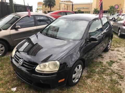 2007 Volkswagen Rabbit for sale at Castagna Auto Sales LLC in Saint Augustine FL