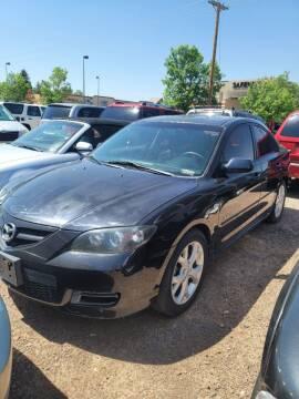 2007 Mazda MAZDA3 for sale at PB&J Auto in Cheyenne WY