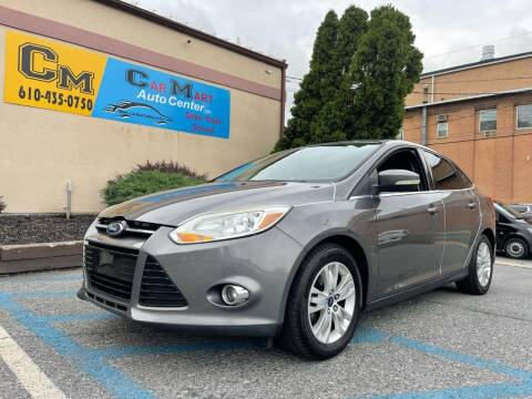 2012 Ford Focus for sale at Car Mart Auto Center II, LLC in Allentown PA