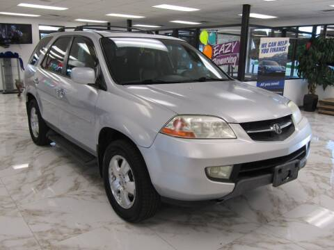 2003 Acura MDX for sale at Dealer One Auto Credit in Oklahoma City OK
