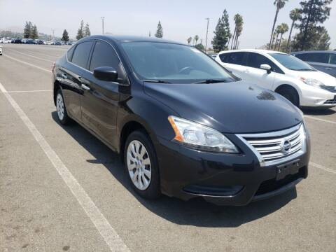 2015 Nissan Sentra for sale at A.I. Monroe Auto Sales in Bountiful UT
