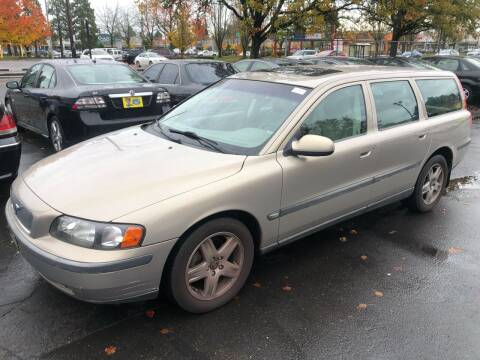 2001 Volvo V70 for sale at Blue Line Auto Group in Portland OR