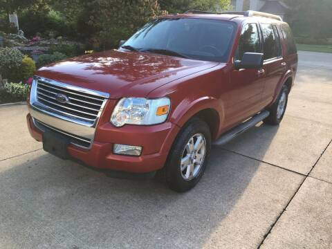 2010 Ford Explorer for sale at Payless Auto Sales LLC in Cleveland OH