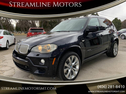 2010 BMW X5 for sale at Streamline Motors in Billings MT