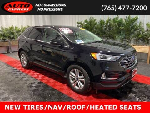 2019 Ford Edge for sale at Auto Express in Lafayette IN